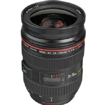 Canon EF 24-70mm f/2.8L USM Autofocus Zoom Lens