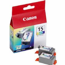 Canon BCI-15C Color Ink Cartridge for Canon i70 and i80 Photo Ink Jet Printers