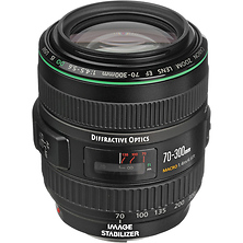 EF 70-300mm f/4.5-5.6 DO IS USM Lens Image 0