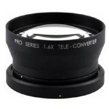 Century Optics 1.6x Tele Converter Auxiliary Lens for Sony HD Camcorders