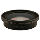 0.55x Wide Angle Auxiliary Lens for Sony HD Camcorders