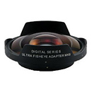 0.3x Ultra Fisheye Auxiliary Lens for Sony HD Camcorders