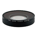 2.3mm Fisheye Auxiliary Lens for Canon HD Camcorders