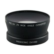 Century Optics .7x Wide Angle Lens, Bayonet Mount, for Panasonic AG-DVX100 Camcorder