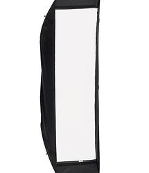 Chimera Super Pro Plus Strip Softbox, Silver, Small - 9x36in.