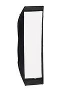 Super Pro Plus Strip Softbox, Silver, Small - 9x36in.