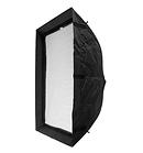 1145 Super Pro Plus Softbox, White Interior, Large - 54x72in.