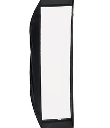 Chimera 1165 Super Pro Plus Strip Softbox, White Interior, Medium - 14x56in.