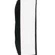 1165 Super Pro Plus Strip Softbox, White Interior, Medium - 14x56in.