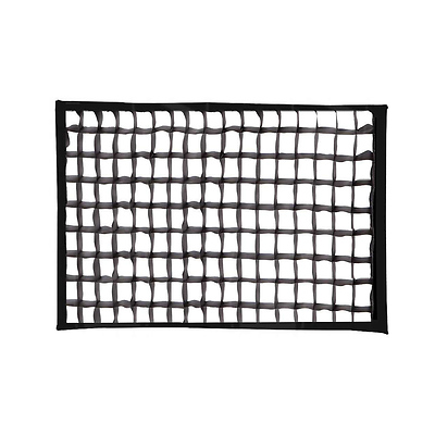 Soft Egg Crates Fabric Grid (40 Degrees) - Small Image 0