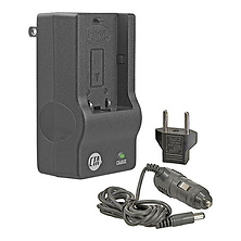 Mini Battery Charger For Olympus Li-10B Battery Image 0