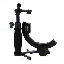 Digital PRO Rotating Camera Bracket for DSLR/SLR Cameras Image 0