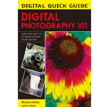 Amherst Media Digital Photography 101 by Michelle Perkins