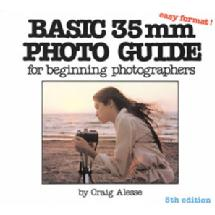 Amherst Media Basic 35mm Photo Guide For Beginning Photographers 5th Edition by Craig Alesse