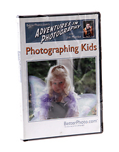 Adventures in Photography - Photographing Kids (DVD) Image 0