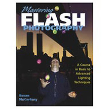 Amphoto Books Amphoto Book: Mastering Flash Photography by Susan McCartney