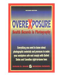 Amphoto Books Overexposure Health Hazards in Photography