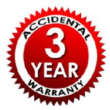 AMT 3 Year Accidental Damage Plan - For Items Valued $500-$749.99