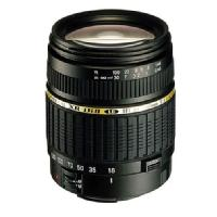 Tamron 18-200mm Macro Lens For Sony Mount