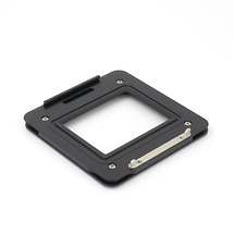 Alpa Back Adapter HA for the Hasselblad V Interface