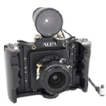 Alpa 12 SWA Camera with Black Handgrip (Body Only)