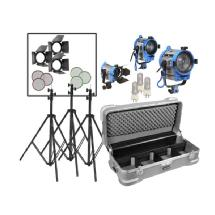 Arri 150/300/650 Lighting Kit with wheeled case