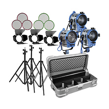 300/650 Lighting Kit with wheeled case Image 0