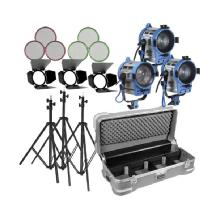 Arri 300/650 Lighting Kit with wheeled case