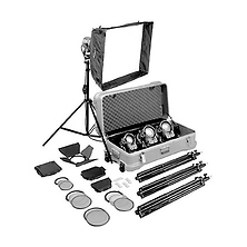 Softbank I Tungsten 4 Light Kit (120VAC) Image 0