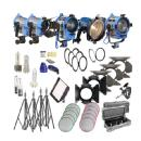 Softbank IV Tungsten 5 Light Kit