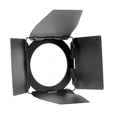 4 Leaf Barndoor Set for Arri 1000 Watt Fresnel Image 0