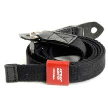 Artisan & Artist ACAM-103N Acrylic Cloth Camera Strap (Black)