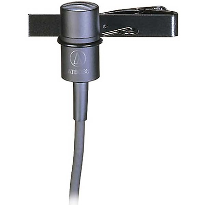 AT803B Omni-Directional Lavalier Condenser Microphone Image 0