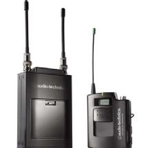 Audio-Technica ATW-1811D - 1800 Series Portable Wireless Microphone System