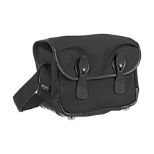 L2 Bag (Black with Black Leather Trim) Image 0