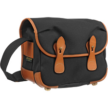 L2 Bag (Black with Tan Leather Trim) Image 0