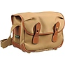 L2 Bag (Khaki with Tan Leather Trim)