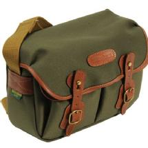 Billingham Small Hadley Camera Bag (Sage w/ Tan Trim)