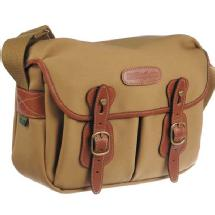 Billingham Small Hadley Camera Bag (Khaki w/ Tan Trim)