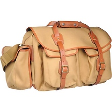 550 Original Camera Bag (Khaki w/ Tan Trim) Image 0