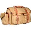 550 Original Camera Bag (Khaki w/ Tan Trim)
