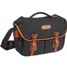 Billingham Hadley Pro Camera Bag (Black w/ Tan Trim)
