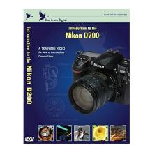 Blue Crane Digital Introduction to the Nikon D200 Training DVD