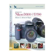 Blue Crane Digital Advanced Features of the Nikon D300 Training DVD