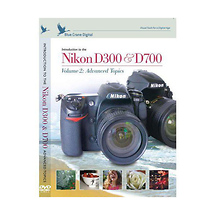 Blue Crane Digital Advanced Features of the Nikon D300 Training DVD (Volume 2)