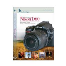 Blue Crane Digital Introduction to the Nikon D60 Training DVD