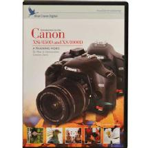 Blue Crane Digital Introduction to the Canon Rebel XSi Training DVD