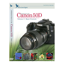Blue Crane Digital Introduction to the Canon 50D Training DVD (Volume 1)