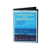 Blue Crane Digital DVD: Shoot Great Video with your MiniDV Camcorder