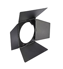 4 Leaf Barndoor Set for Broncolor P65 and P45 Reflectors Image 0